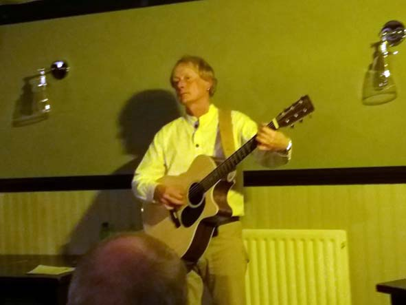 Scrag End Folk Club Guest Night - Geoff Noble